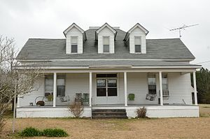 National Register of Historic Places listings in Dallas County, Arkansas - Image: Henry Atchley House