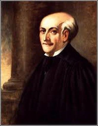 Henry Brockholst Livingston - Image: Henry Brockholst Livingston