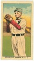 Hensling, Vernon Team, baseball card portrait LCCN2008677350.tif