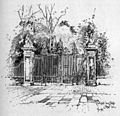 Herbert Railton - Wrought Iron Gates, Gray's Inn.jpg