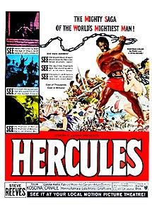 Hercules Elokuva