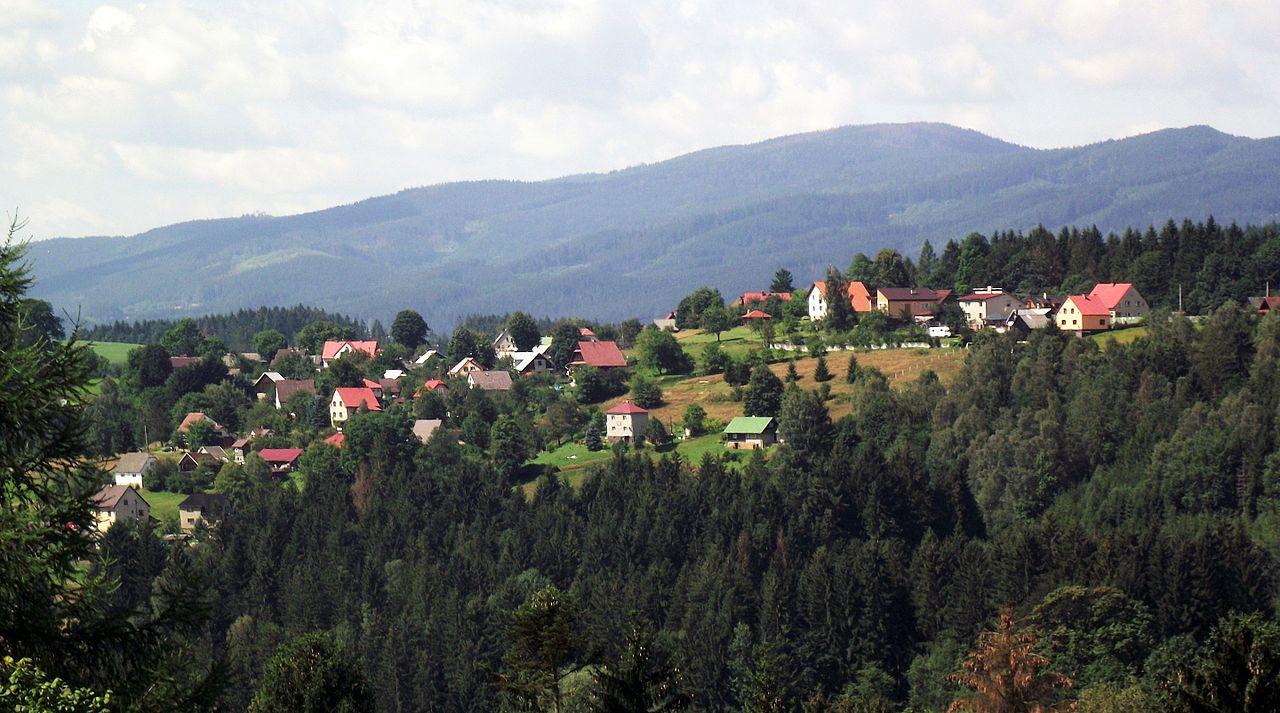 Szlak turystyczny – Bukowiec Szkoła – Herczawa