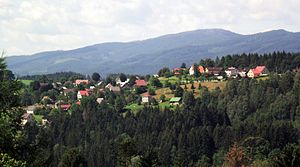 Hrčava - A general view