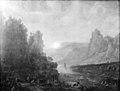 Herman Saftleven - Rhine Landscape by Bingen - KMSst208 - Statens Museum for Kunst.jpg