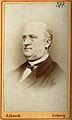 Hermann Kolbe. Photograph by August Brausch, Leipzig, 1879. Wellcome V0027631.jpg