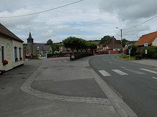 Hermelinghen Commune in Hauts-de-France, France