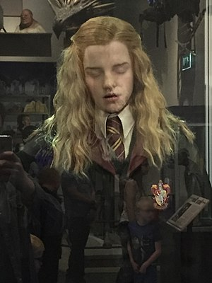 Hermione Granger Warner Bros Tour London.jpg