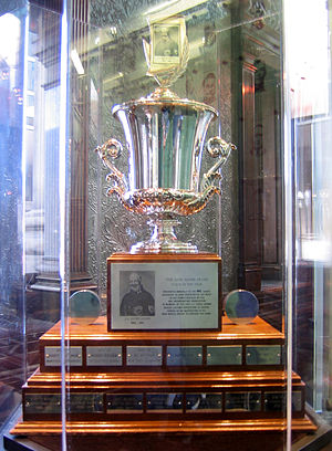 Jack Adams Award - Image: Hhof jack adams