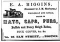 Higgins ElmSt BostonDirectory 1850.png