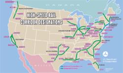 Rail Transportation In The United States Wikipedia - Map of us railroads