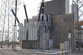 High-voltage in Iraq