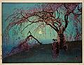 Hiroshi Yoshida - Kumoi-Zakura (Kumoi Cherry Trees) - Google Art Project.jpg