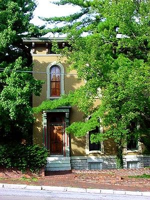 Alton, Illinois - Historic Alton home