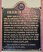 Historical marker Colegio de Sta. Rosa.jpg