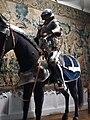 Hluboka Castle Interior - Armored Knight.jpg