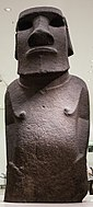 Hoa Hakananai'a - Moai in the British Museum.jpeg