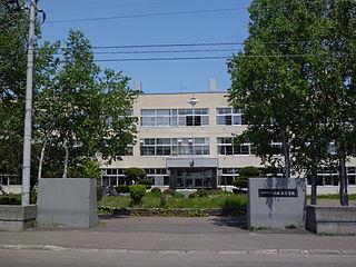 Hokkaido Sapporo Kaisei High School