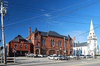 Holbrook, Massachusetts - Town Hall