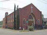 Holt St Baptist Church June09 02.jpg