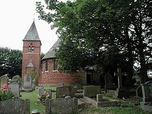 Sunk Island - Holy Trinity Church