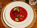 Home cooked beetroot soup during the COVID-19 pandemic in Brisbane, Australia.jpg