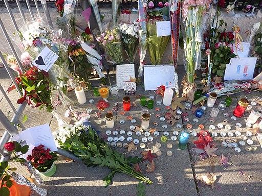 Hommage aux victimes des attentats du 13 novembre 2015 en France au Consulat de France de Genève-38