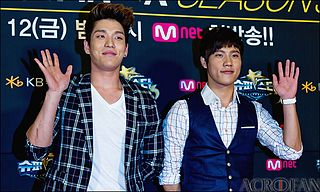 Homme (band) South Korean musical duo