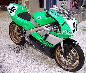 Honda RVF750 RC45 - Image: Honda RVF 750 r