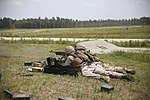 Honing the Basics, 1-8 Marines Conduct Squad Support Attacks 150709-M-SF718-026.jpg