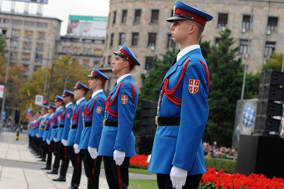 Honor guard (Serbia)