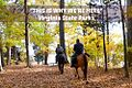Horseback riding TEXT Staunton River State Park 1000 (15580944998).jpg