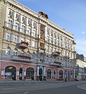 """Hotel """"Pod Orłem"""", 1893-1896, Bydgoszcz by AW"""