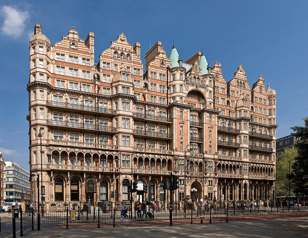 Kimpton Fitzroy London Hotel - Wikipedia