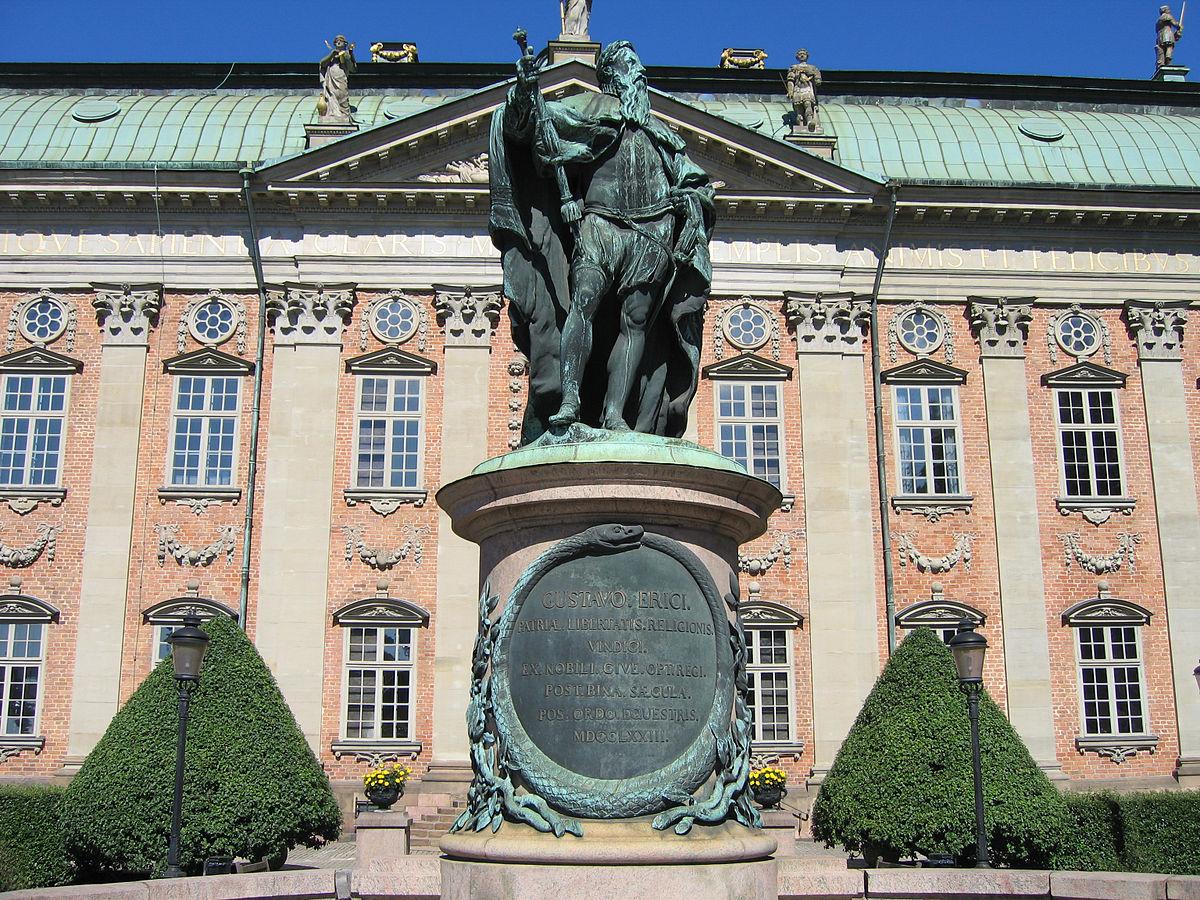 Gustav Vasa (staty)