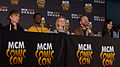 Humans MCM London Comic Con Panel 2015.jpg