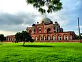 Humayun Tomb- A different angle.JPG