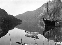 Hunter Bay, Alaska in 1898