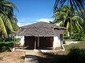 Hut where I stayed at Chocas (2488661973).jpg