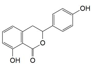 Hydrangenol - Image: Hydrangenol