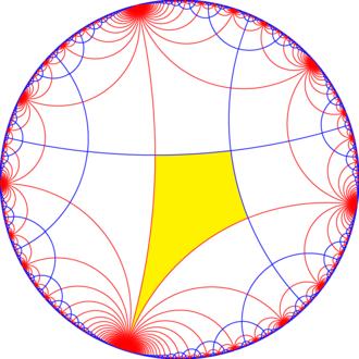Truncated tetraapeirogonal tiling - Image: I42 symmetry 0a 0