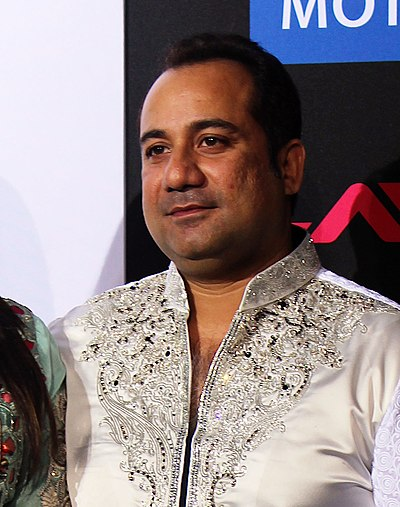 Picture of a band or musician: Rahat Fateh Ali Khan