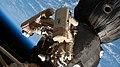 ISS-57 EVA (f) Oleg Kononenko and Sergey Prokopyev.jpg