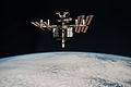 ISS and Endeavour seen from the Soyuz TMA-20 spacecraft 04.jpg