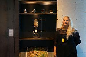 Icelandic art - In Iceland, Ms. Emilía Björg Sigurðardóttir displayed her creation, Next Soil, as part of product design art.