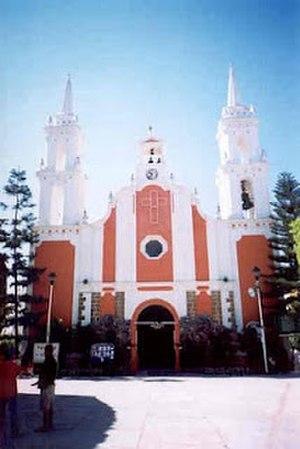 Zumpango del Río - Image: Iglesia Zumpangodel Rio