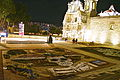 Iglesia de la soledad y ofrendas de arena Oax.jpg