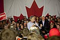 Ignatieff and Dryden Rise Up for Canada Rally.jpg