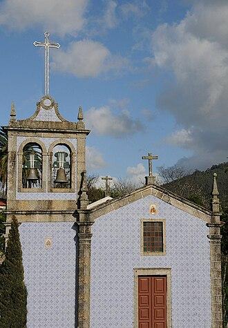 Guisande e Oliveira (São Pedro) - Oliveira Church