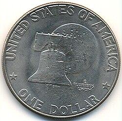 Доллар США Эйзенхауэр / Монеты США / Монеты