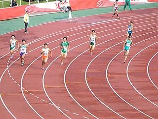 Kazushi Kimura (athlete) Japanese sprinter